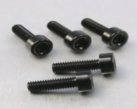 Primary Side Bolt Kit, Black