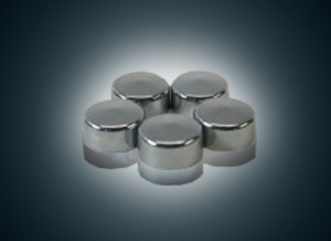 Engine Case Cap Kit - Chrome