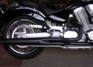 Exhaust, 2 in 1 High Performance, Vegas 03-05