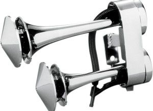 Air Horn Black or Chrome