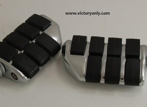 Bundle Kuryakyn ISO Pegs with Victory Motorcycle Adaptor Victory Motorcycle Parts and Victory Custom Accessories