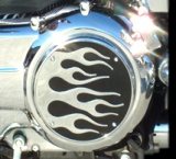 Engine Cover, Flame