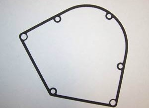 This re-usable gasket fits behind the cam engine cover. If you get Lloydz Adjustable Timing Gear, it's a perfect time to install this gasket and will allow you to take the Cam Cover on & off when adjusting the timing gear without having to worry about replacing the delicate OEM gasket.