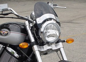 SPORT FLY Tinted WINDSHIELD VICTORY MOTORCYCLE Victory Parts