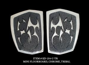 Mini Floorboards , Tribal