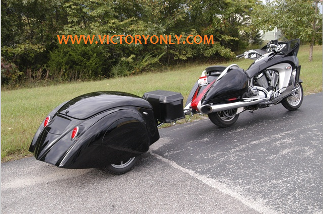 VICTORY MOTORCYCLE TRAILER HITCH TRAILERS SUPPLIES