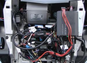 AB150XC Amplifier Bracket (Cross Country)