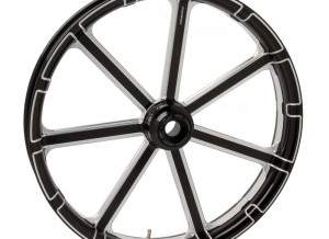 Wheel FRONT Victory Motorcycle Contrast Cut BY ARLEN NESS