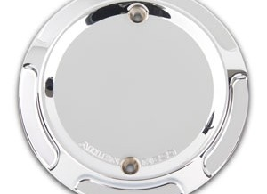Cam Cover Beveled Ness Chrome