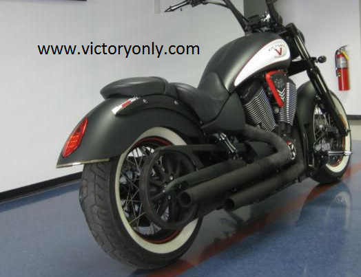 picture of victory motorcycle highball rear led fender turn signal kit
