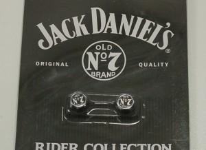 Jack Daniel's Chrome Valve Stem Covers