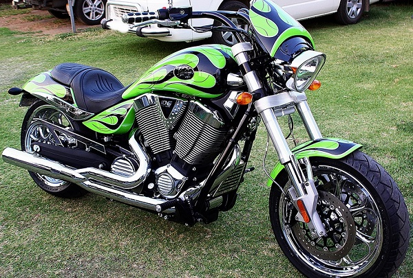 2010 Victory Motorcycle Hammer