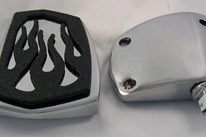 Mini Floorboards, Flame