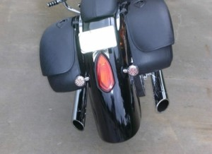 true dual performance exhaust victory motorcycle out each side rpw hacker bassani