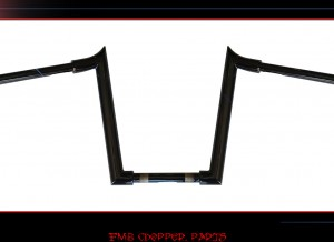 "12"" PHATT BEND 1-1/2 CUSTOM HANDLEBARS FOR VICTORY MOTORCYCLE"