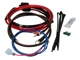 victory motorcycle cross country amplifier install kit